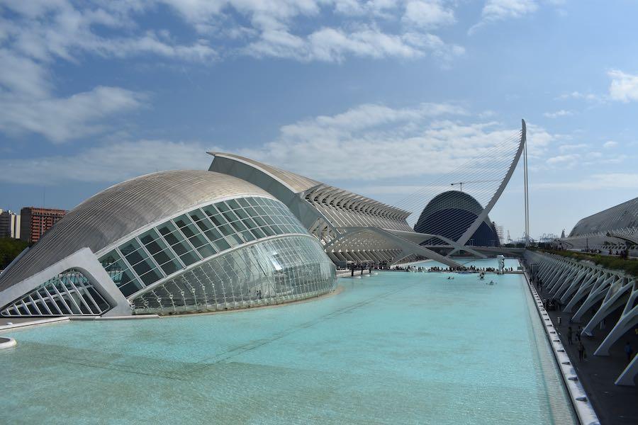 Ciudad De Las Artes Y Las Ciencias   Cosa fare e vedere a Valencia