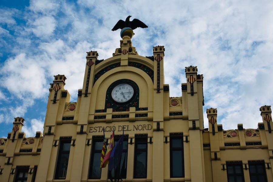 Estació Del Nord | Cosa vedere a Valencia in tre giorni