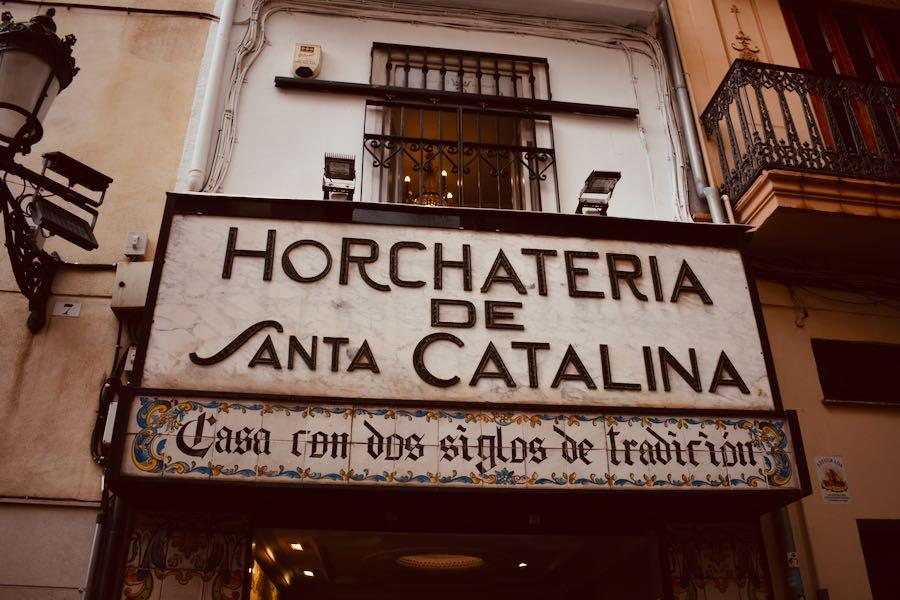 Horchateria De Santa Catalina | Cosa vedere a Valencia