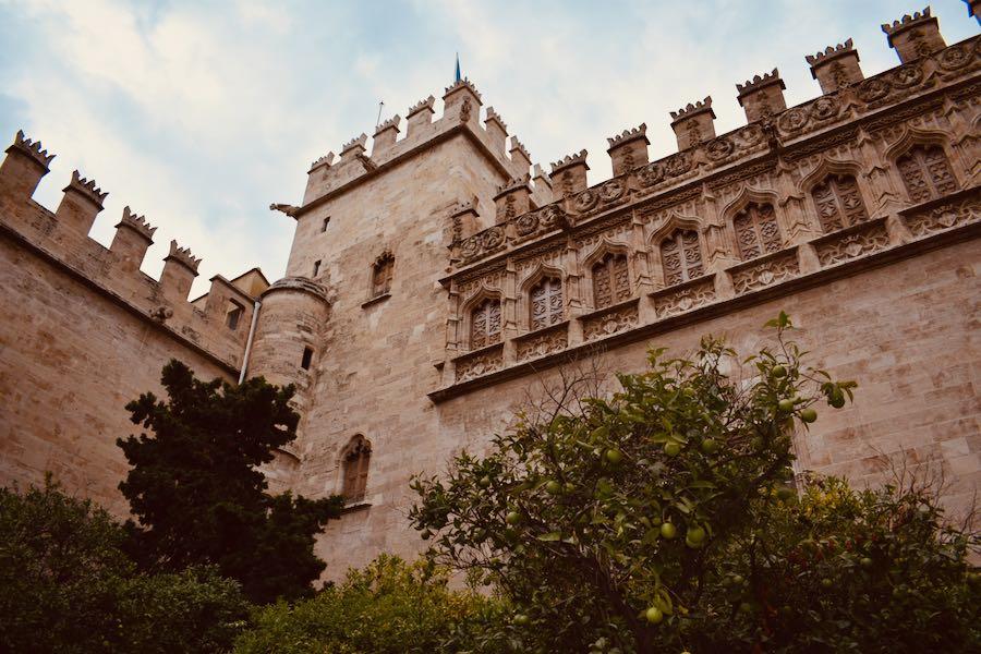 Lonja De La Seda   Cosa fare e vedere a Valencia