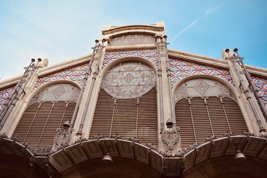 Mercado Central   Cosa vedere a Valencia