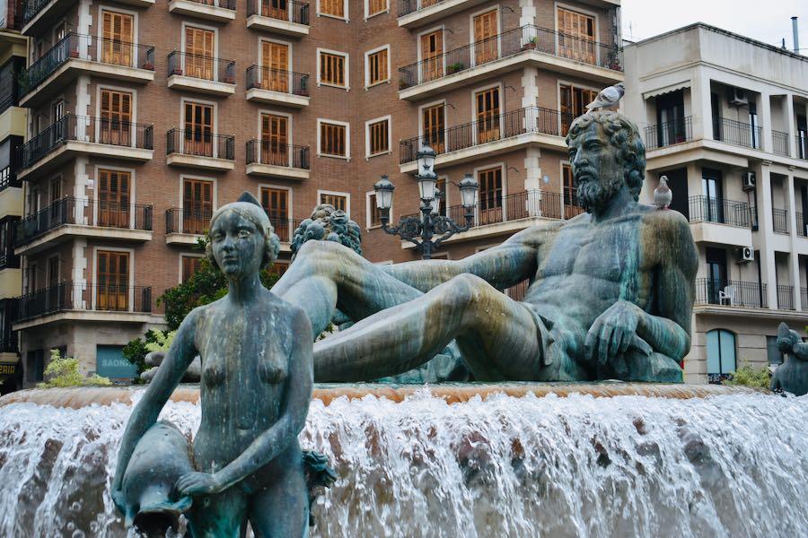Plaza De La Virgen | Cosa fare e vedere a Valencia