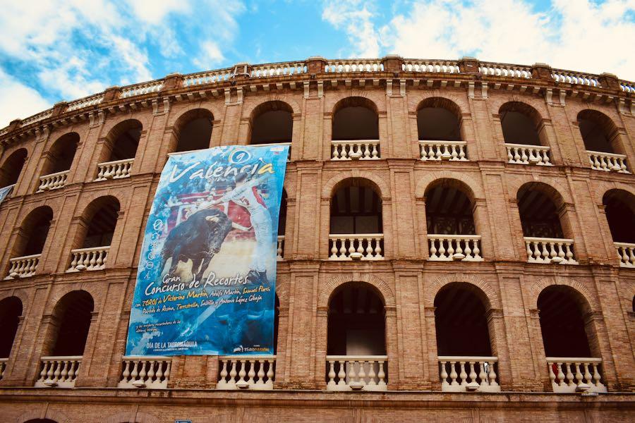 Plaza De Toros   Cosa fare e vedere a Valencia