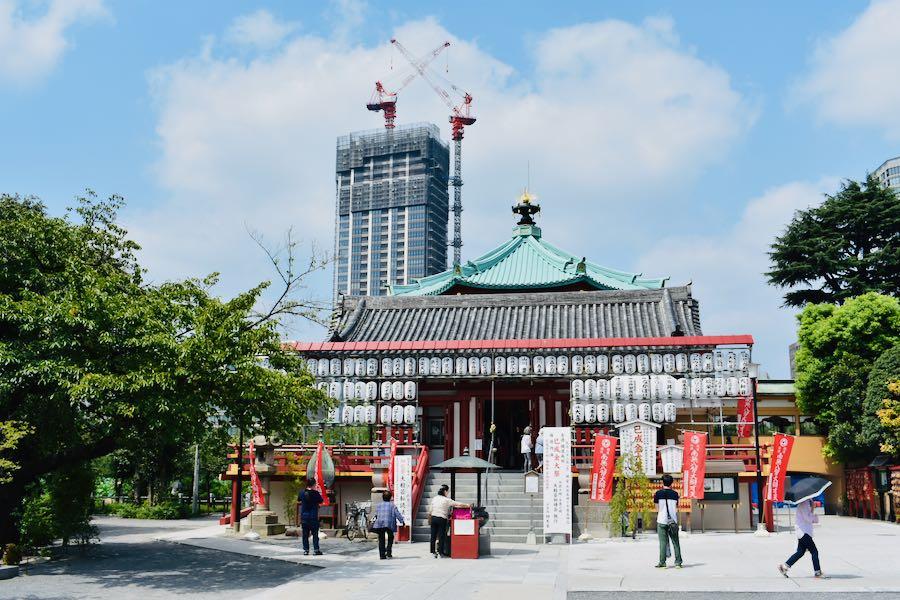 Cosa vedere a Tokyo Giappone: Benzaiten Temple
