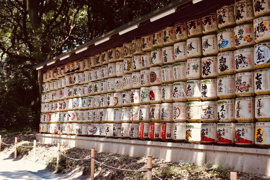 Meiji-jingu Shrine | Cosa fare e vedere a Tokyo