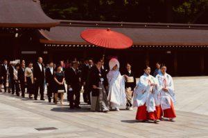 Matrimonio al Meiji-jingu Shrine   Cosa fare e vedere a Tokyo