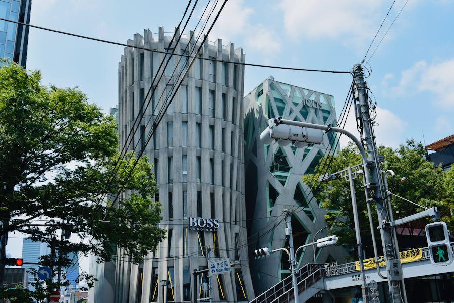 Cosa vedere a Tokyo Giappone: Omotesando