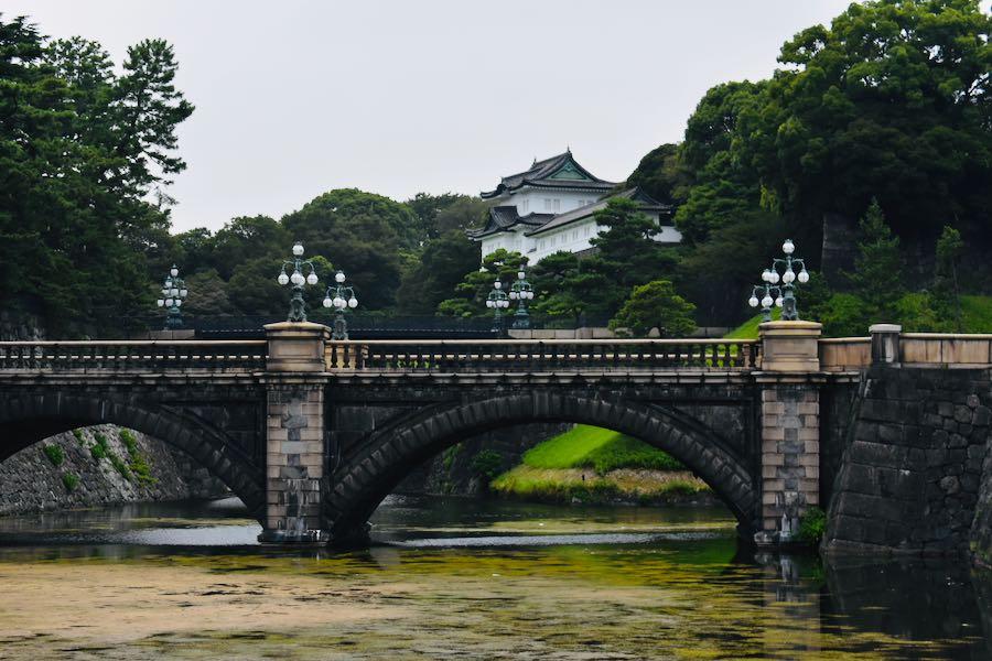 Cosa vedere a Tokyo Giappone: Palazzo Imperiale
