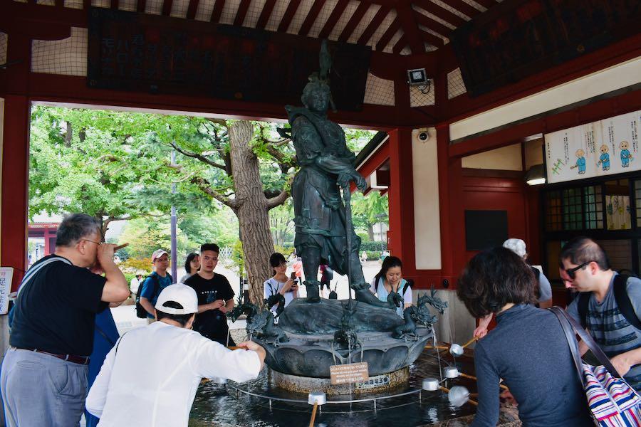 Cosa vedere a Tokyo Giappone: Senso-ji Temple