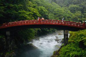 Shinkyo Bridge (Ponte Rosso) | Cosa fare e vedere a Nikko