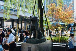 Statua Hachiko   Cosa fare e vedere a Tokyo