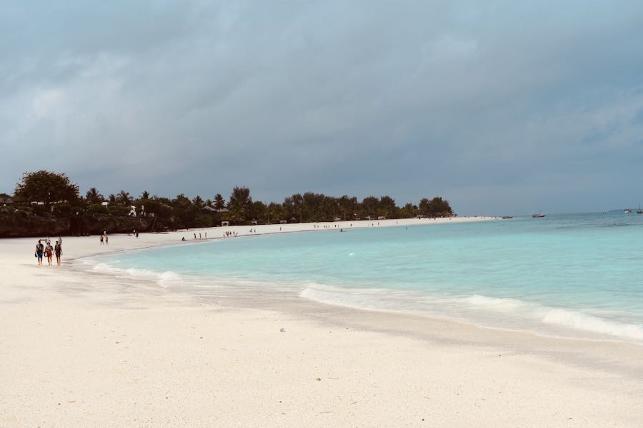 Zanzibar cosa vedere: Kendwa
