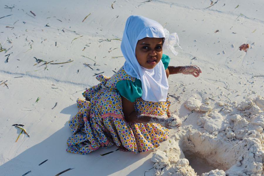 Cosa vedere a Zanzibar: Spiaggia Uroa