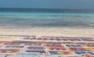 Quadri Spiaggia Kendwa   Zanzibar