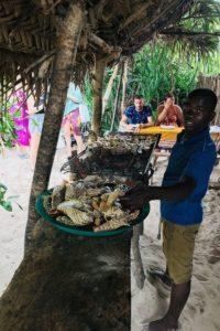 Dove e cosa mangiare a Zanzibar: Pranzi zanzibarini Muyuni