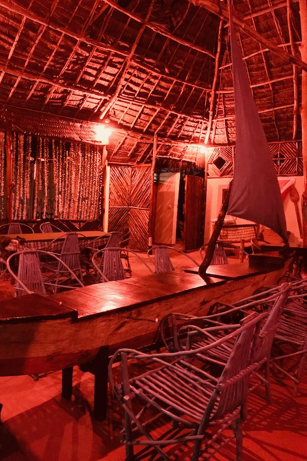 Dove e cosa mangiare a Zanzibar: Sai Marce Restaurant Uroa