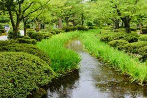 Giardino Ken-roku-en | Cosa fare e vedere a Kanazawa