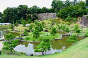 Parco del Castello di Kanazawa | Cosa fare e vedere a Kanazawa