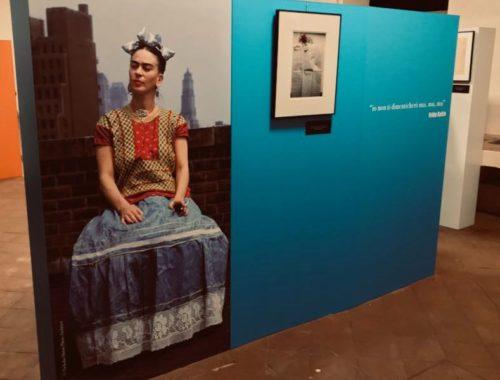 Frida Kahlo Through The Lens Of Nickolas Muray - Mostra fotografica Stupinigi