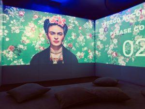 Il video introduttivo in collaborazione con il Museo Frida Kahlo Riviera Maya (Messico)   Frida Kahlo through the lens of Nickolas Muray