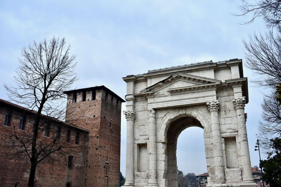 Cosa vedere a Verona e dintorni: Arco dei Gavi Verona