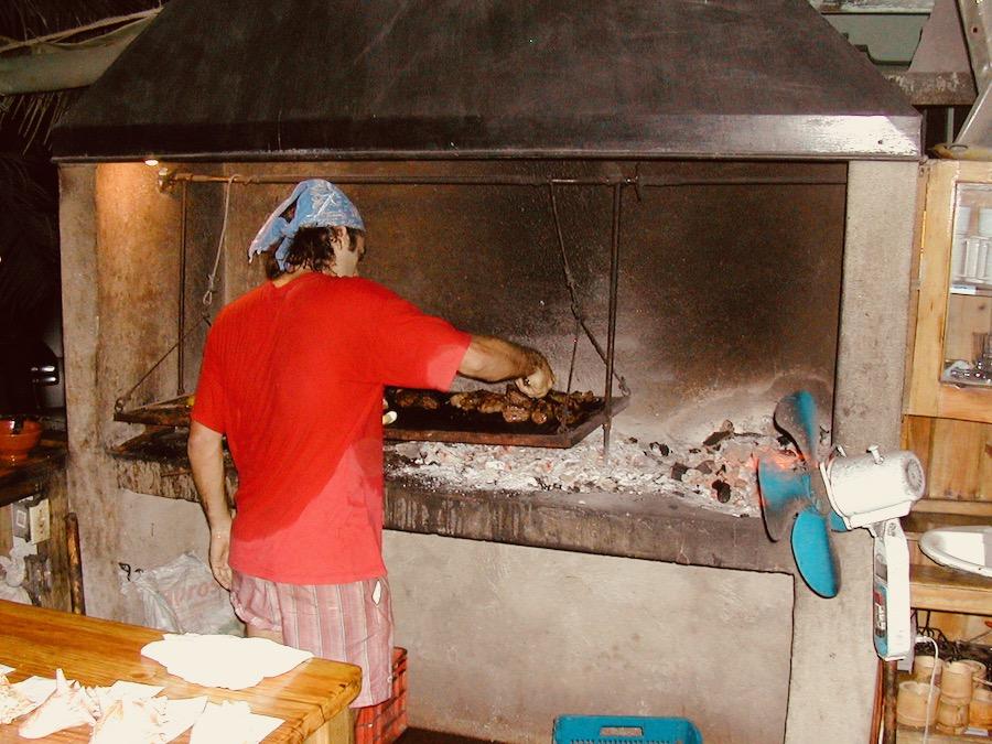 roatan honduras: argentina grill
