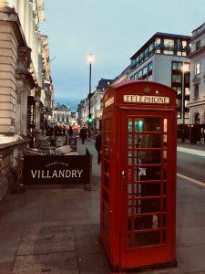 Telephone Around London | Cosa vedere a Londra