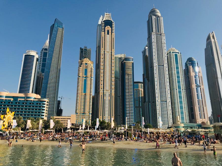 Barasti Beach (Dubai Marina) | Cosa vedere a Dubai