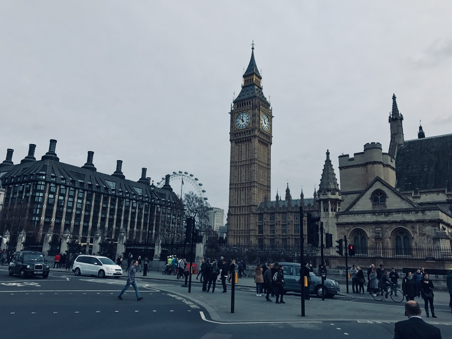 Cosa vedere a Londra: Big Ben & Houses Of Parliament