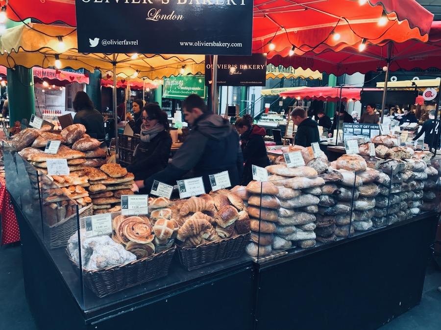 Cosa vedere a Londra: Borough Market