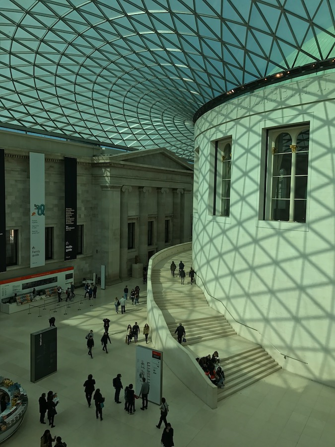 Cosa vedere a Londra: British Museum