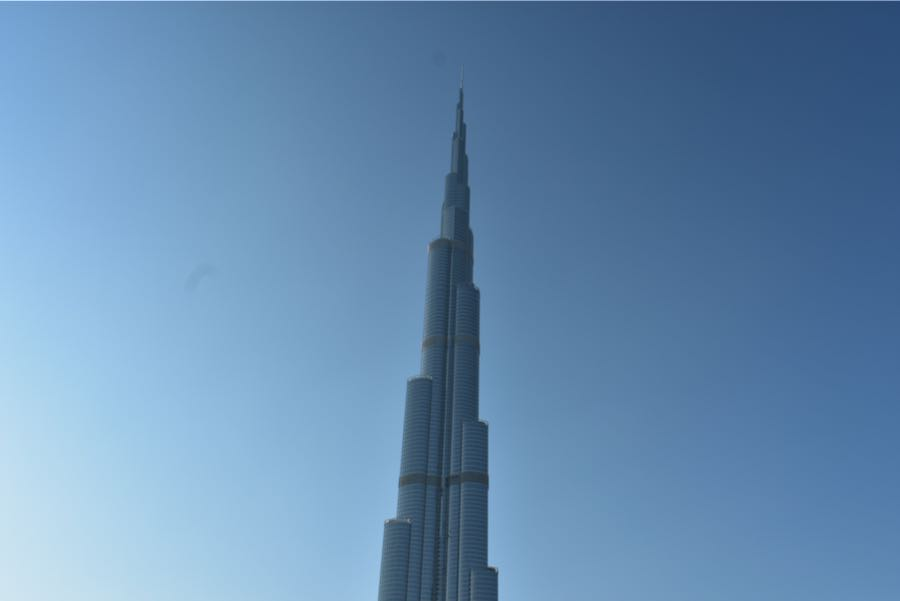 Dubai cosa vedere: Burj Khalifa
