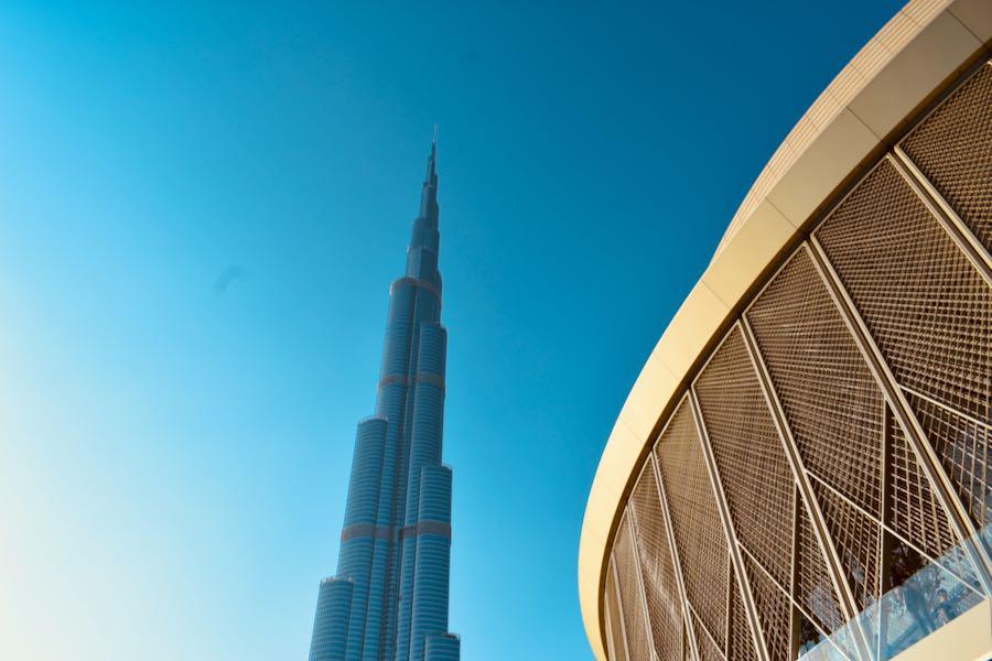 Burj Khalifa | Cosa vedere a Dubai in 4 giorni