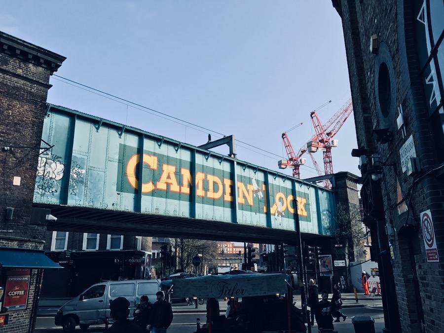 Cosa vedere a Londra: Camden Lock