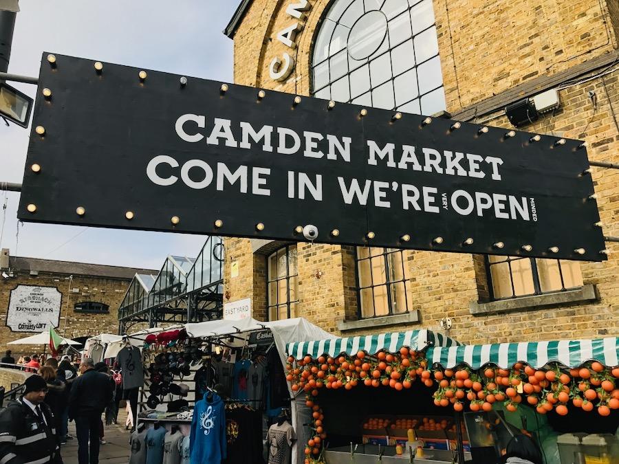 Cosa vedere a Londra: Camden Town