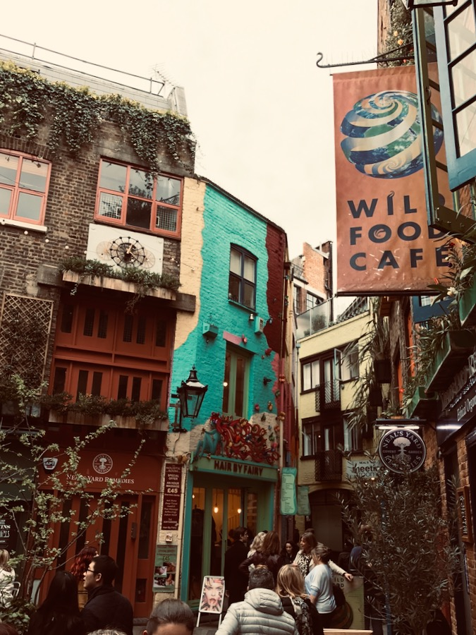Cosa vedere a Londra: Carnaby Street