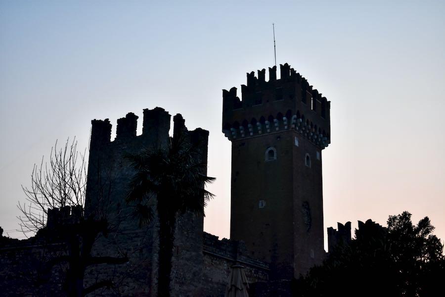 Cosa vedere a Verona e dintorni: Castello Scaligero Lazise