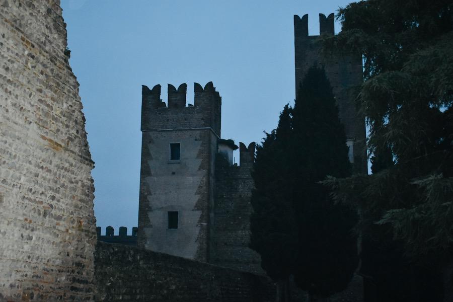 Cosa vedere a Verona e dintorni: Castello Scaligero Villafranca di Verona