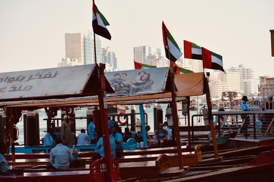 Dubai cosa vedere: Dubai Creek