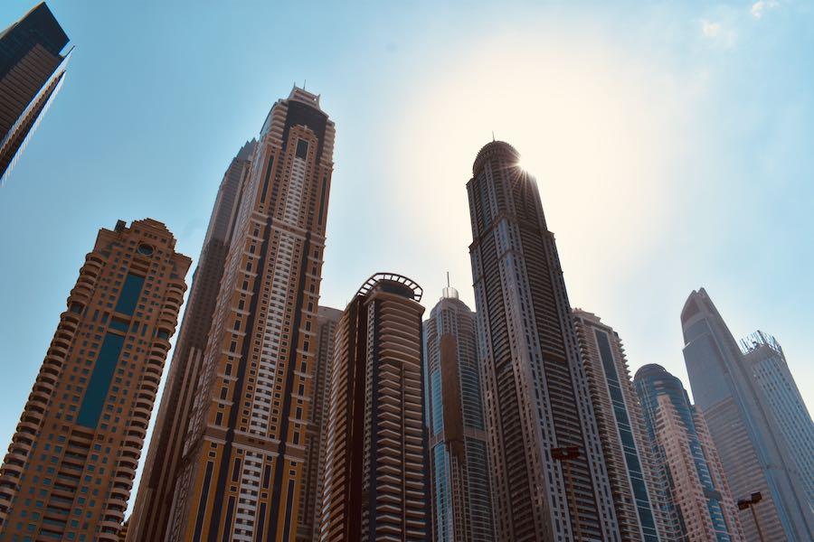 Dubai cosa vedere: Dubai Marina