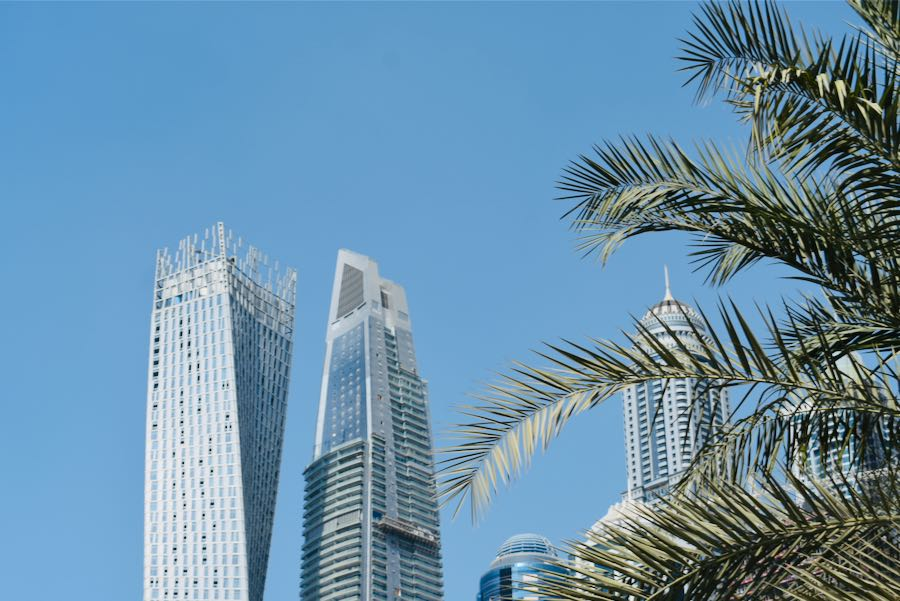 Dubai Marina | Cosa vedere a Dubai