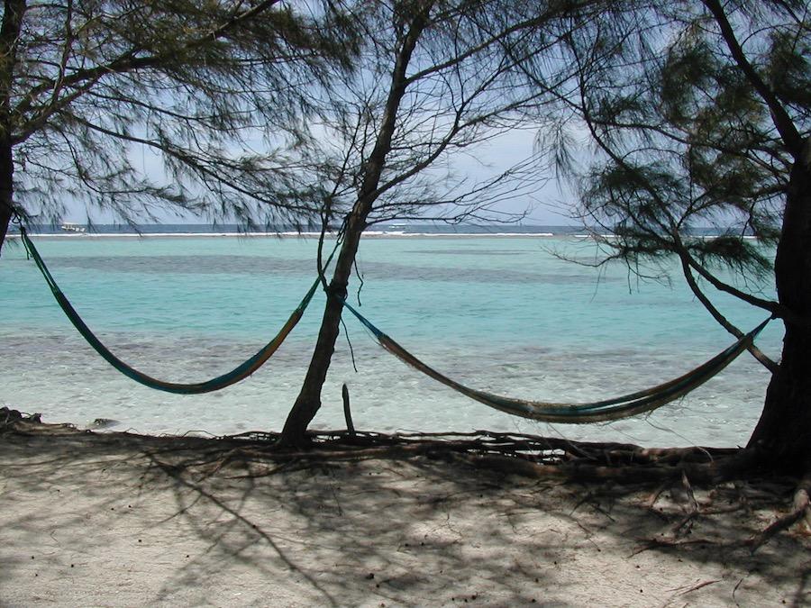 isola di roatan honduras: fantasy island