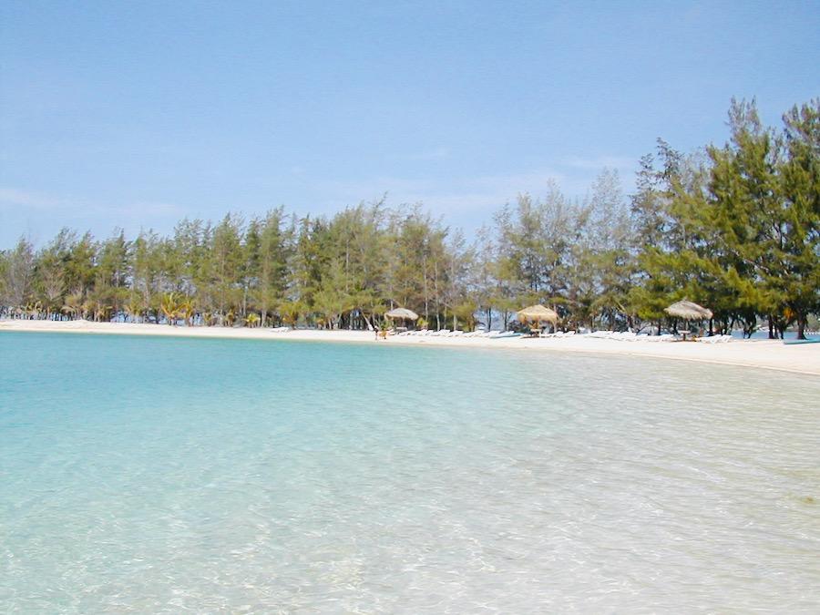 Roatan Honduras cosa vedere: Fantasy Island