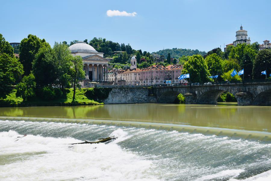 Fiume Po | Cosa vedere a Torino