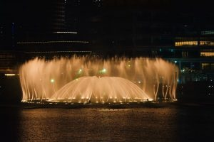 Fontane Luminose Burj Khalifa | Cosa vedere a Dubai