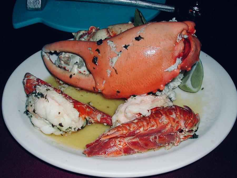 isola di roatan honduras: Gio's Restaurant