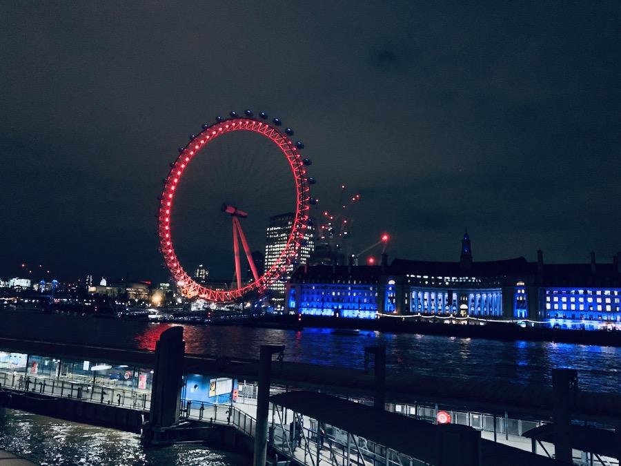 Cosa vedere a Londra: London Eye