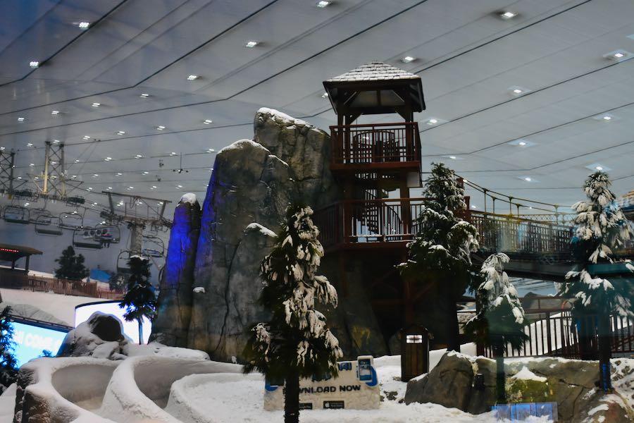 Mall Of The Emirates | Cosa vedere a Dubai in quattro giorni