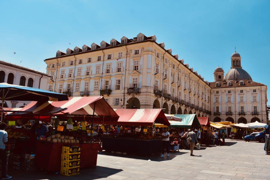Mercato Porta Palazzo | Cose da vedere a Torino