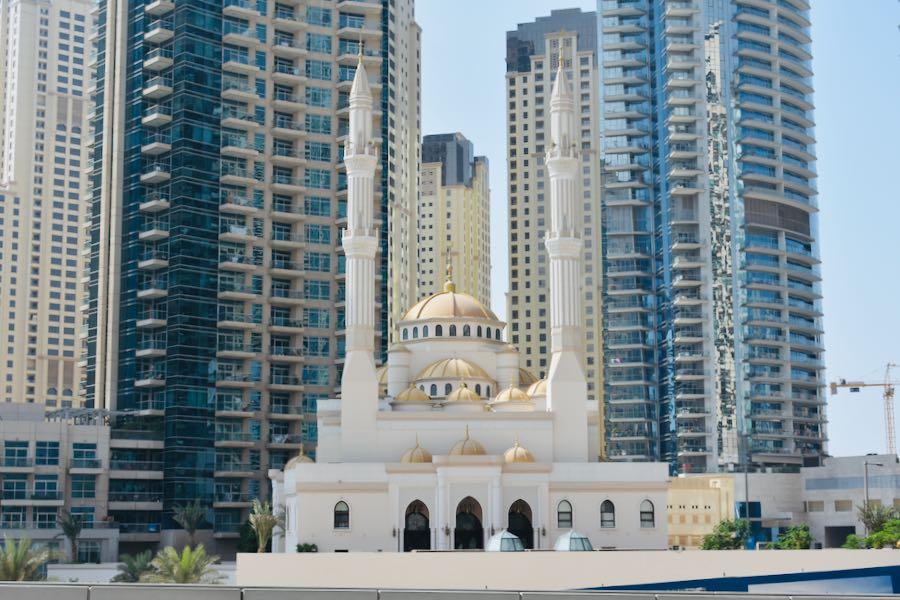 Dubai cosa vedere: Moschea Al Raheem